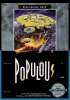 Populous Sega Genesis cover artwork