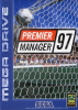 Premier Manager 97 Sega Genesis cover artwork