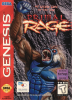 Primal Rage Sega Genesis cover artwork
