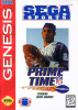 Prime Time NFL Starring Deion Sanders Sega Genesis cover artwork