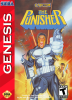Punisher, The Sega Genesis cover artwork