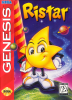 Ristar Sega Genesis cover artwork