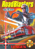 RoadBlasters Sega Genesis cover artwork