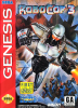 RoboCop 3 Sega Genesis cover artwork