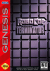 RoboCop versus The Terminator Sega Genesis cover artwork