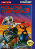 Rolling Thunder 3 Sega Genesis cover artwork