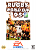 Rugby World Cup 95 Sega Genesis cover artwork