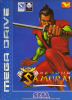 Second Samurai Sega Genesis cover artwork