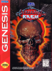 Skeleton Krew Sega Genesis cover artwork