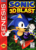 Sonic 3D Blast : Flickies' Island Sega Genesis cover artwork