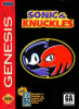 Sonic & Knuckles + Sonic The Hedgehog Sega Genesis cover artwork