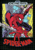Spider-Man Sega Genesis cover artwork