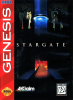 Stargate Sega Genesis cover artwork