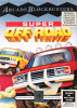Super Off Road Sega Genesis cover artwork
