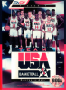 Team USA Basketball Sega Genesis cover artwork