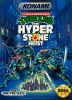 Teenage Mutant Ninja Turtles - The Hyperstone Heist Sega Genesis cover artwork