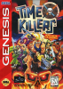 Time Killers Sega Genesis cover artwork