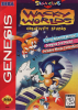Wacky Worlds Creativity Studio Sega Genesis cover artwork
