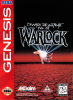 Warlock Sega Genesis cover artwork