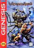 WeaponLord Sega Genesis cover artwork