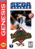 World Series Baseball '95 Sega Genesis cover artwork
