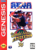 World Series Baseball '96 Sega Genesis cover artwork