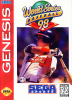 World Series Baseball 98 Sega Genesis cover artwork