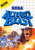 Altered Beast Sega Master System cover artwork