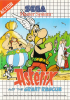 Asterix and the Great Rescue Sega Master System cover artwork