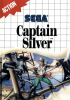 Captain Silver Sega Master System cover artwork