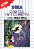 Castle of Illusion Starring Mickey Mouse Sega Master System cover artwork