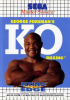 George Foreman's KO Boxing Sega Master System cover artwork
