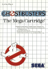 Ghostbusters Sega Master System cover artwork