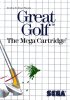 Great Golf Sega Master System cover artwork