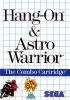 Hang-On & Astro Warrior Sega Master System cover artwork