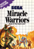 Miracle Warriors - Seal of the Dark Lord Sega Master System cover artwork