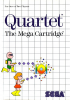 Quartet Sega Master System cover artwork
