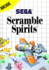 Scramble Spirits Sega Master System cover artwork