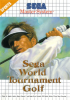 Sega World Tournament Golf Sega Master System cover artwork