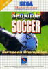 Sensible Soccer Sega Master System cover artwork