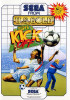 Super Kick Off Sega Master System cover artwork