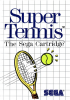Super Tennis Sega Master System cover artwork