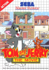 Tom and Jerry - The Movie Sega Master System cover artwork