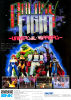 Galaxy Fight: Universal Warriors SNK NEO GEO cover artwork