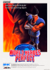 World Heroes Perfect SNK NEO GEO cover artwork