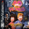 40 Winks Sony PlayStation cover artwork