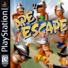 Ape Escape Sony PlayStation cover artwork