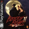 Bloody Roar II Sony PlayStation cover artwork