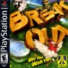 Break Out Sony PlayStation cover artwork