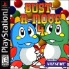 Bust-A-Move 4 Sony PlayStation cover artwork